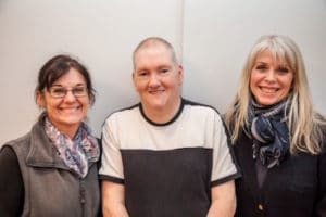Three live-in carers